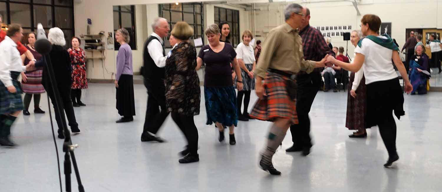 The Scottish Country Dancer